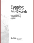 Planning Guide and Framework for Development of Aboriginal Learning Resources