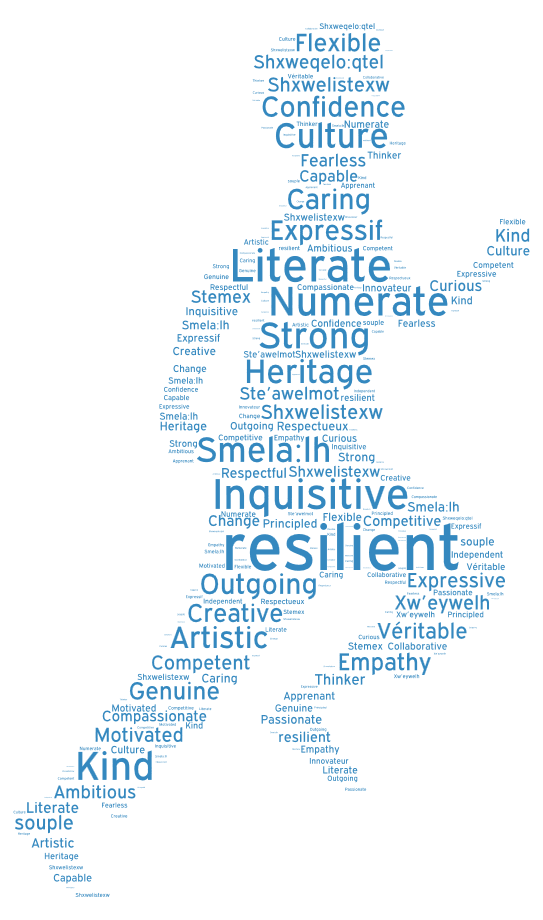 SD75 Word Cloud