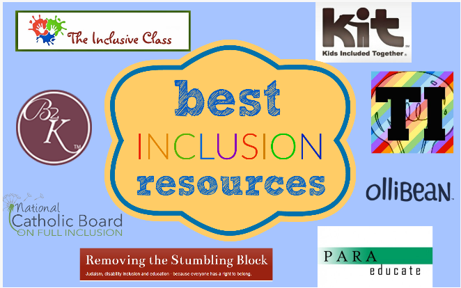 Inclusion Curriculum Connections